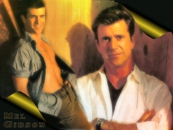 Celebrity Wallpaper - Mel Gibson