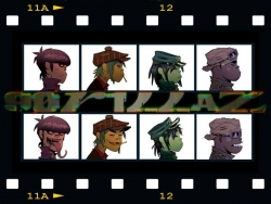 Animated/Cartoon Wallpaper - Gorillaz