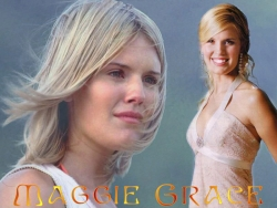 Celebrity Wallpaper - Maggie Grace