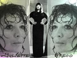 Celebrity Wallpaper - Juliette Greco