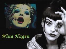 Celebrity Wallpaper - Nina Hagen