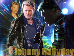Celebrity Wallpaper - Johnny Hallyday