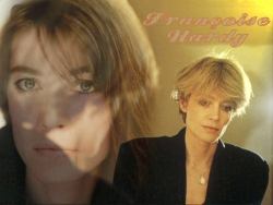 Celebrity Wallpaper - Francois Hardy