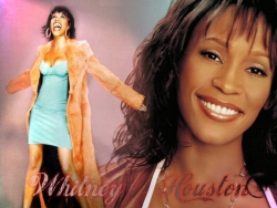 Celebrity Wallpaper - Whitney Houston