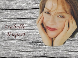 Celebrity Wallpaper - Issabelle Hupert