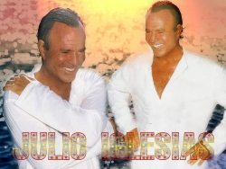 Celebrity Wallpaper - Julio Iglesias