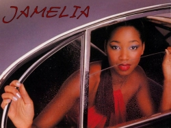 Celebrity Wallpaper - Jamelia