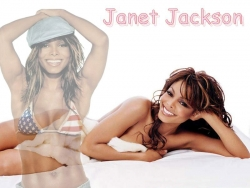 Celebrity Wallpaper - Janet Jackson