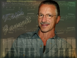 Celebrity Wallpaper - Keith Jarrett