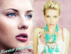 Celebrity Wallpaper - Scarlett Johansson