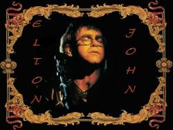 Celebrity Wallpaper - Elton John