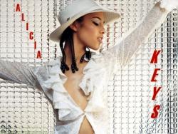 Celebrity Wallpaper - Alicia Keys