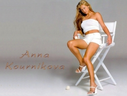 Celebrity Wallpaper - A. Kournikova