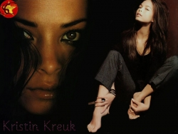 Celebrity Wallpaper - Kristin Kreuk