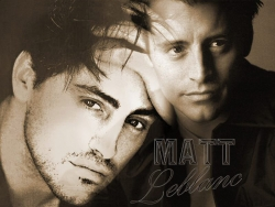 Celebrity Wallpaper - Matt Leblanc