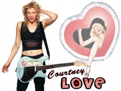 Celebrity Wallpaper - C. Love