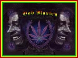 Celebrity Wallpaper - Bob Marley
