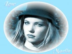 Celebrity Wallpaper - Lene Marlin