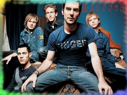 Music Wallpaper - Maroon 5