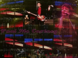 Music Wallpaper - Paul Mc Cartney