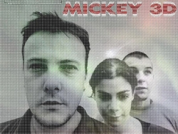 Celebrity Wallpaper - Mickey 3D