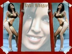 Bikini Wallpaper - Danii Minogue