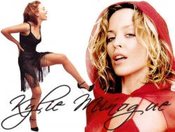 Celebrity Wallpaper - Kylie Minogue