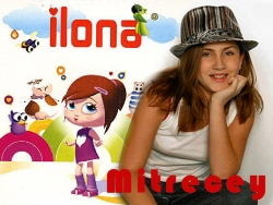 Celebrity Wallpaper - Ilona Mitrecey