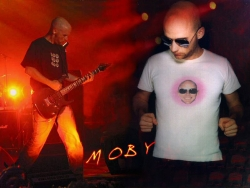 Celebrity Wallpaper - Moby
