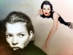 Model Wallpaper - K. Moss