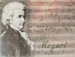 Celebrity Wallpaper - Mozart
