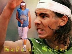 Celebrity Wallpaper - Rafael Nadal
