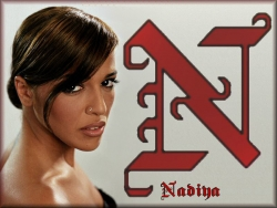 Celebrity Wallpaper - Nadiya