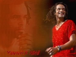 Celebrity Wallpaper - Yannick Noah