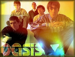Music Wallpaper - Oasis 2