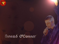 Music Wallpaper - Sinead O'connor