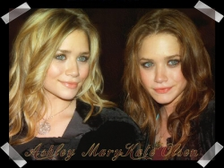 Celebrity Wallpaper - Ashley MaryKate Olsen