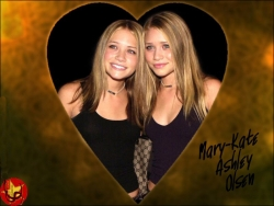 Celebrity Wallpaper - MaryKate Ashley Olsen