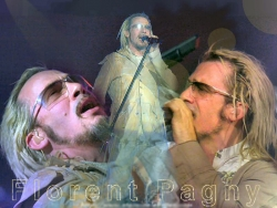 Celebrity Wallpaper - Florent Pagny