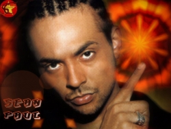Celebrity Wallpaper - Sean Paul