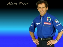 Celebrity Wallpaper - Alain Prost