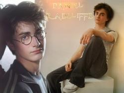 Celebrity Wallpaper - Dan Radcliffe