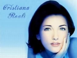 Celebrity Wallpaper - Cristiana Reali