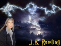 Celebrity Wallpaper - J. K. Rowling
