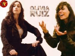 Celebrity Wallpaper - Olivia Ruiz