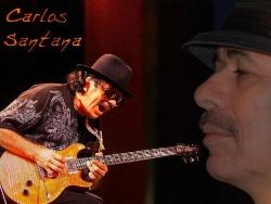 Celebrity Wallpaper - Carlos Santana