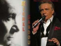 Celebrity Wallpaper - M. Sardou