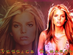 Celebrity Wallpaper - Jessica Simpson