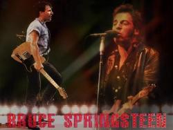Celebrity Wallpaper - Bruce Springteen