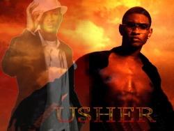 Music Wallpaper - Usher